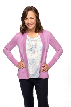 The Big Bang Theory-Laurie Metcalf